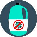 Icono Desinfectantes